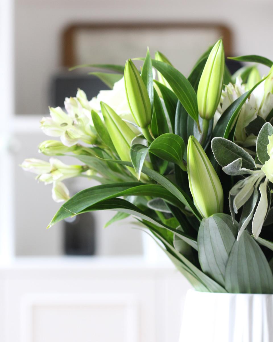 vase diy fleurs floraqueen