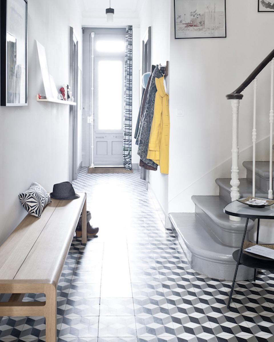 Beliebt 15 idées déco avec des carreaux de ciment | Shake My Blog KJ93