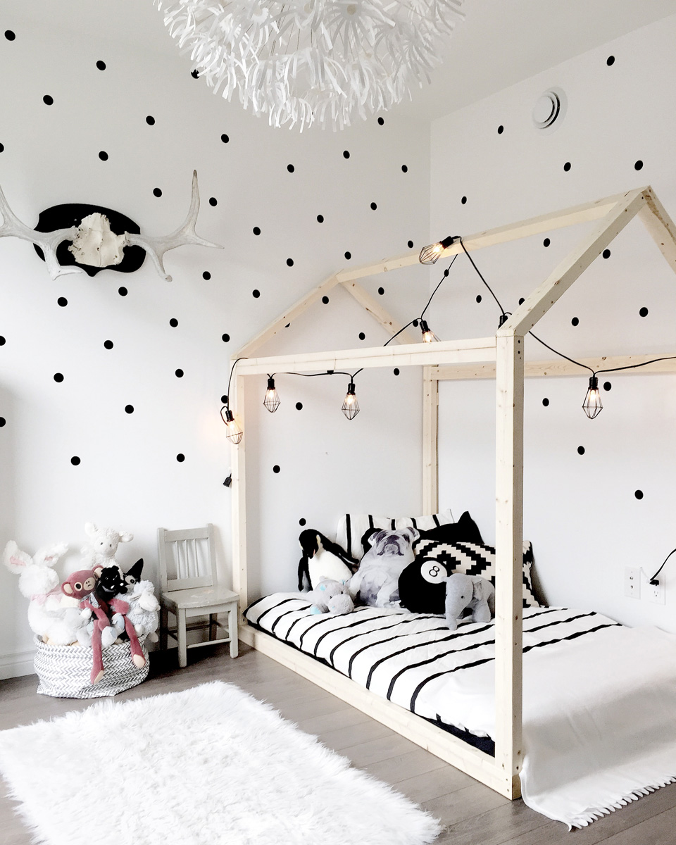 id es d co pour la chambre des enfants shake my blog. Black Bedroom Furniture Sets. Home Design Ideas