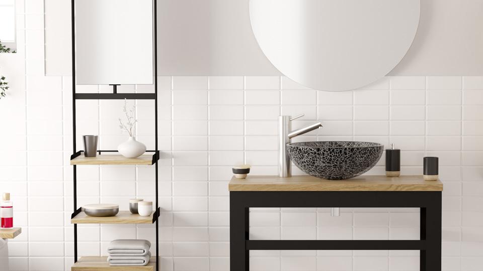 5 idées déco pour votre salle de bain | Shake My Blog