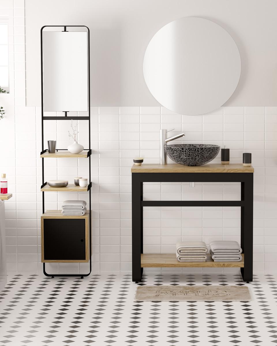 5 id es d co pour votre salle de bain shake my blog for Deco salle de bain idee