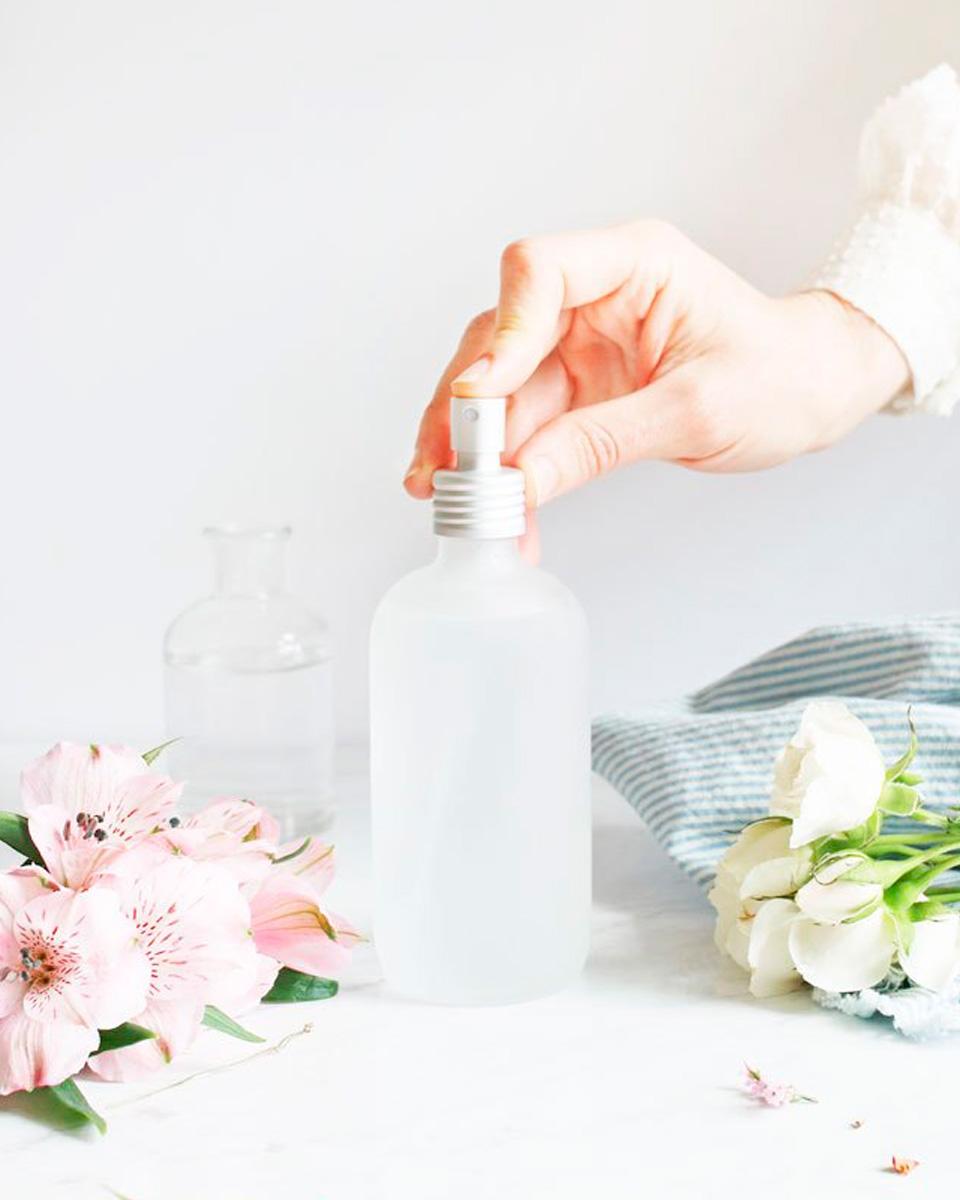 diy beauté eau parfumée