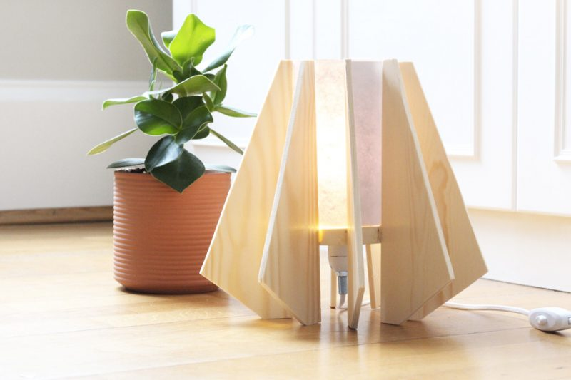 Diy lampe scandinave chambre style scandinave idees diy - Lampe cocktail scandinave ...