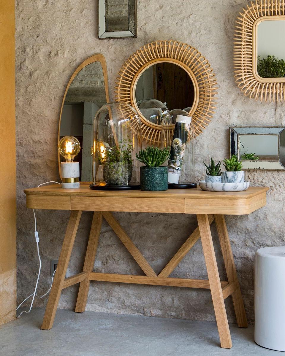 miroir rond deco miroir art d co la r flexion de l 39 art d co dans le d co miroir rond. Black Bedroom Furniture Sets. Home Design Ideas