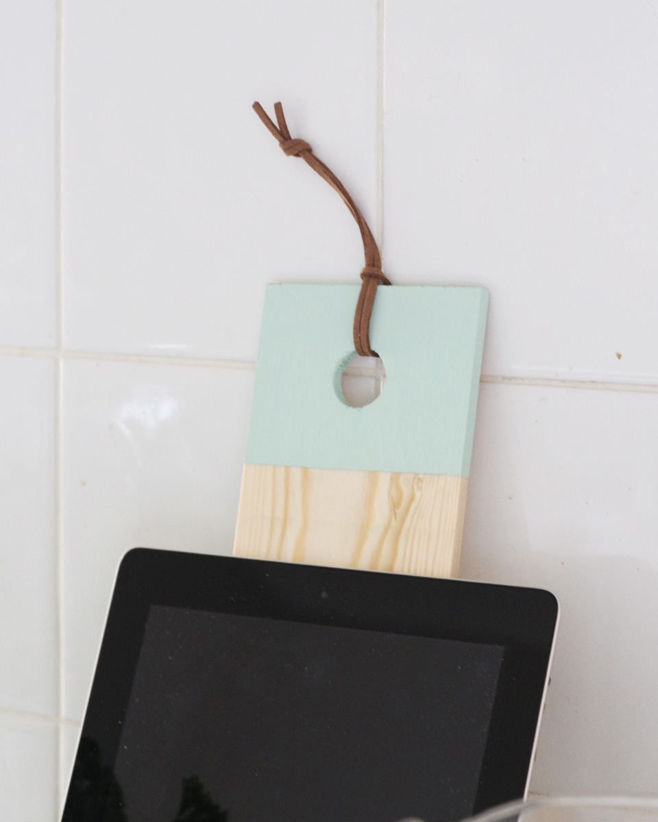 support iPad diy
