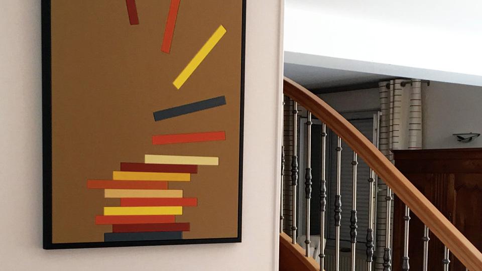 tableau graphique coloré