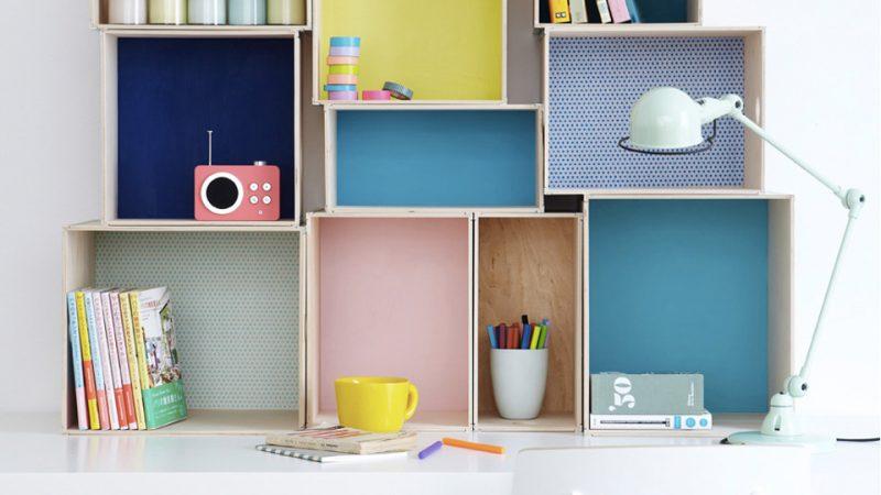 10 idées déco pour un bureau d\'enfant   Shake My Blog
