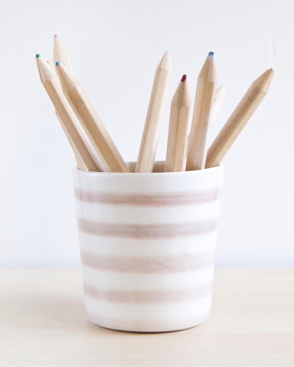 selection rentre des classes pot crayon