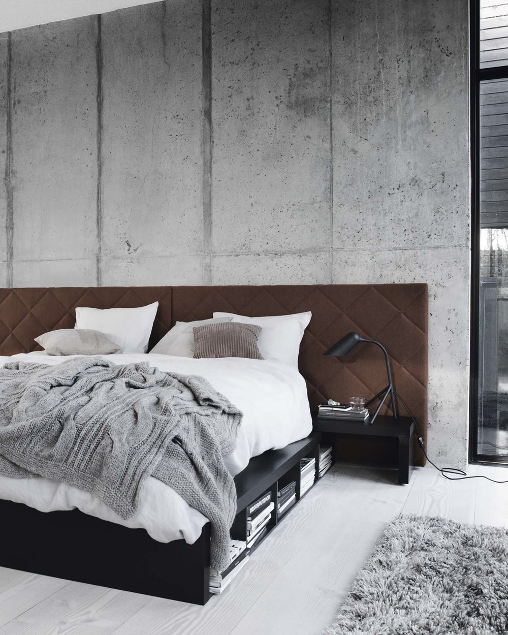 comment utiliser le b ton dans sa d co shake my blog. Black Bedroom Furniture Sets. Home Design Ideas