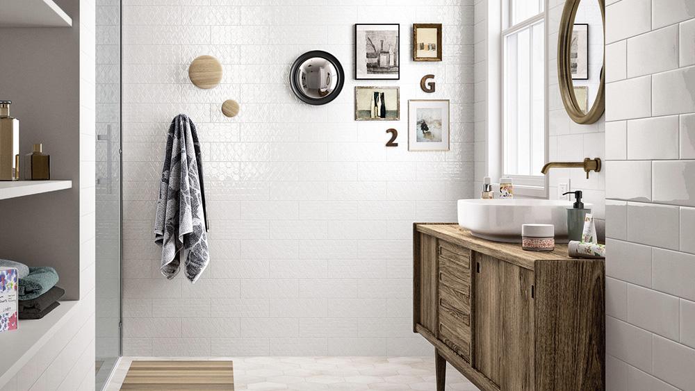 15 idées pour la déco d\'une petite salle de bain | Shake My Blog