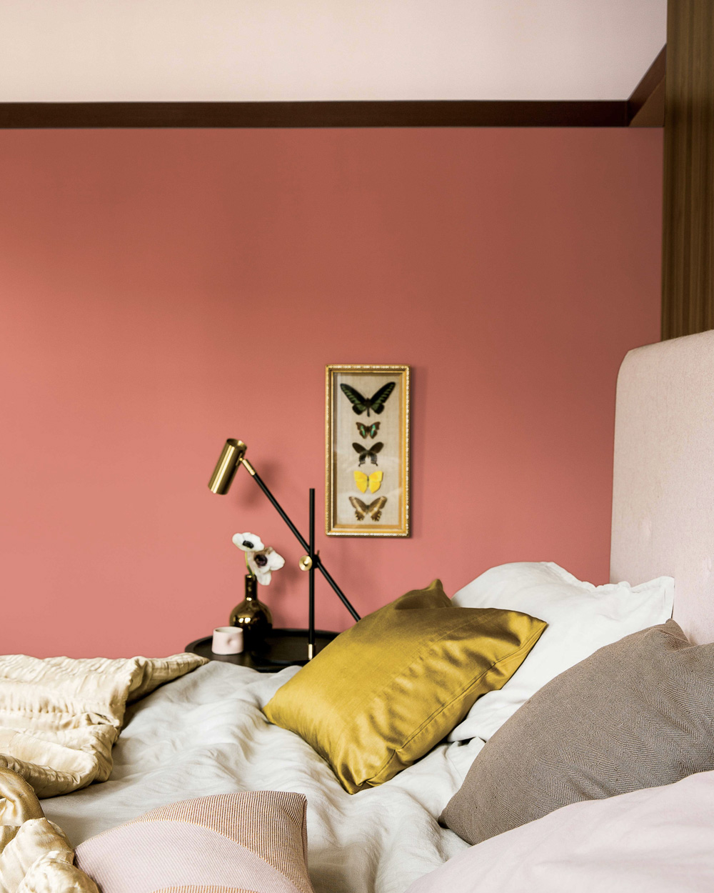 Beautiful Chambre Orange Et Rose Contemporary - Yourmentor.info ...
