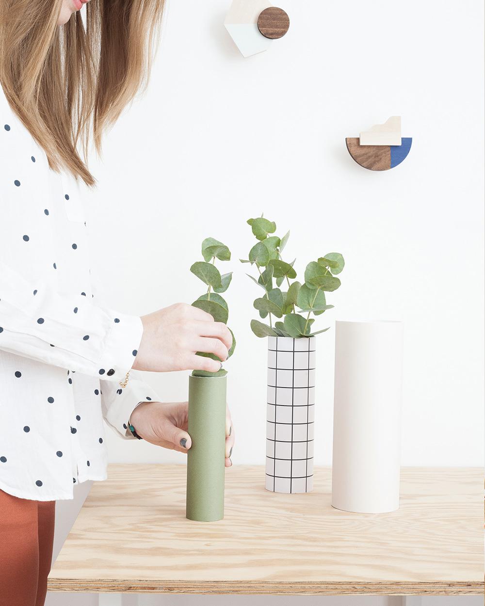diy pinterest chambre vase