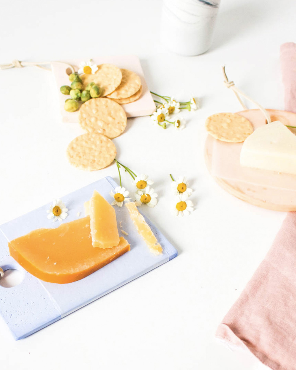 diy pinterest cuisine plateau fromage
