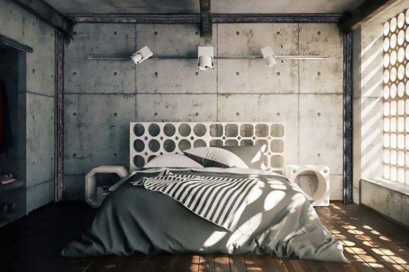 4 astuces pour cr er une d co industrielle shake my blog. Black Bedroom Furniture Sets. Home Design Ideas