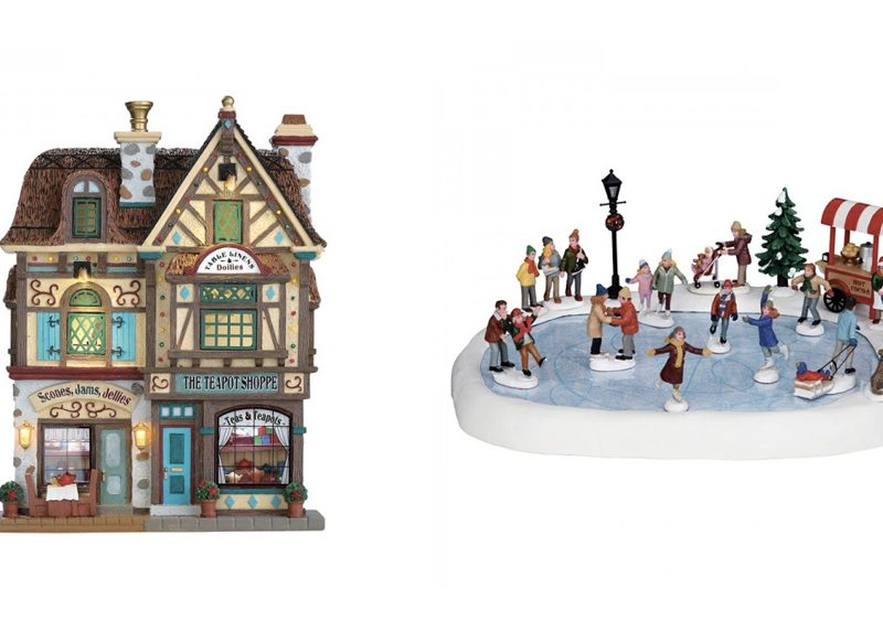 village miniature noel