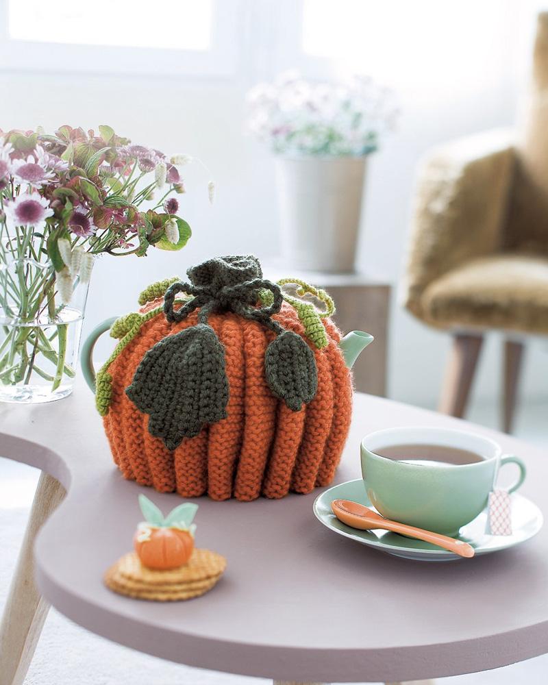 citrouille halloween diy crochet