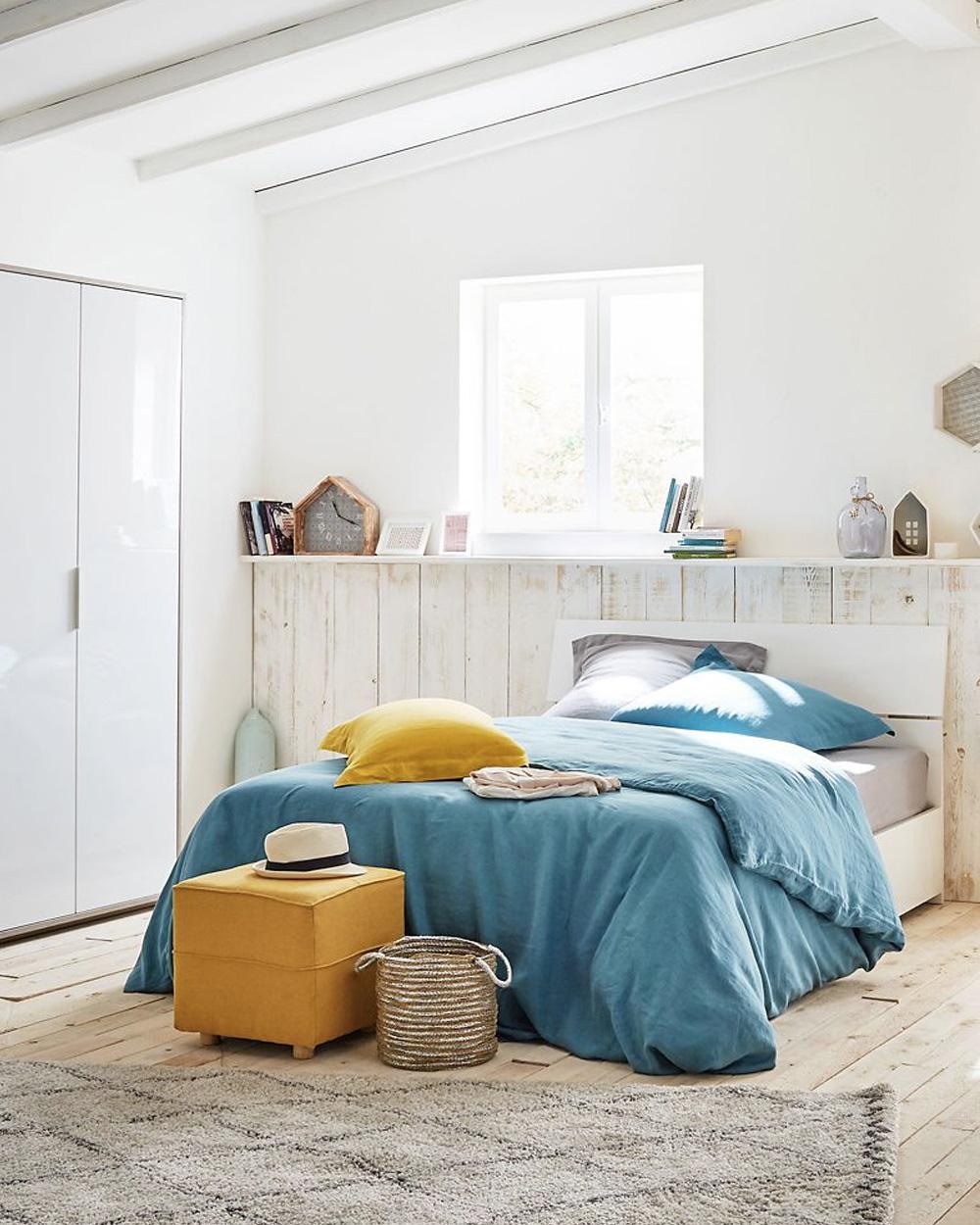 4 astuces pour gagner de l 39 espace dans votre chambre shake my blog. Black Bedroom Furniture Sets. Home Design Ideas