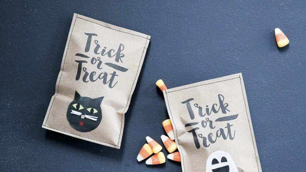 printable diy halloween