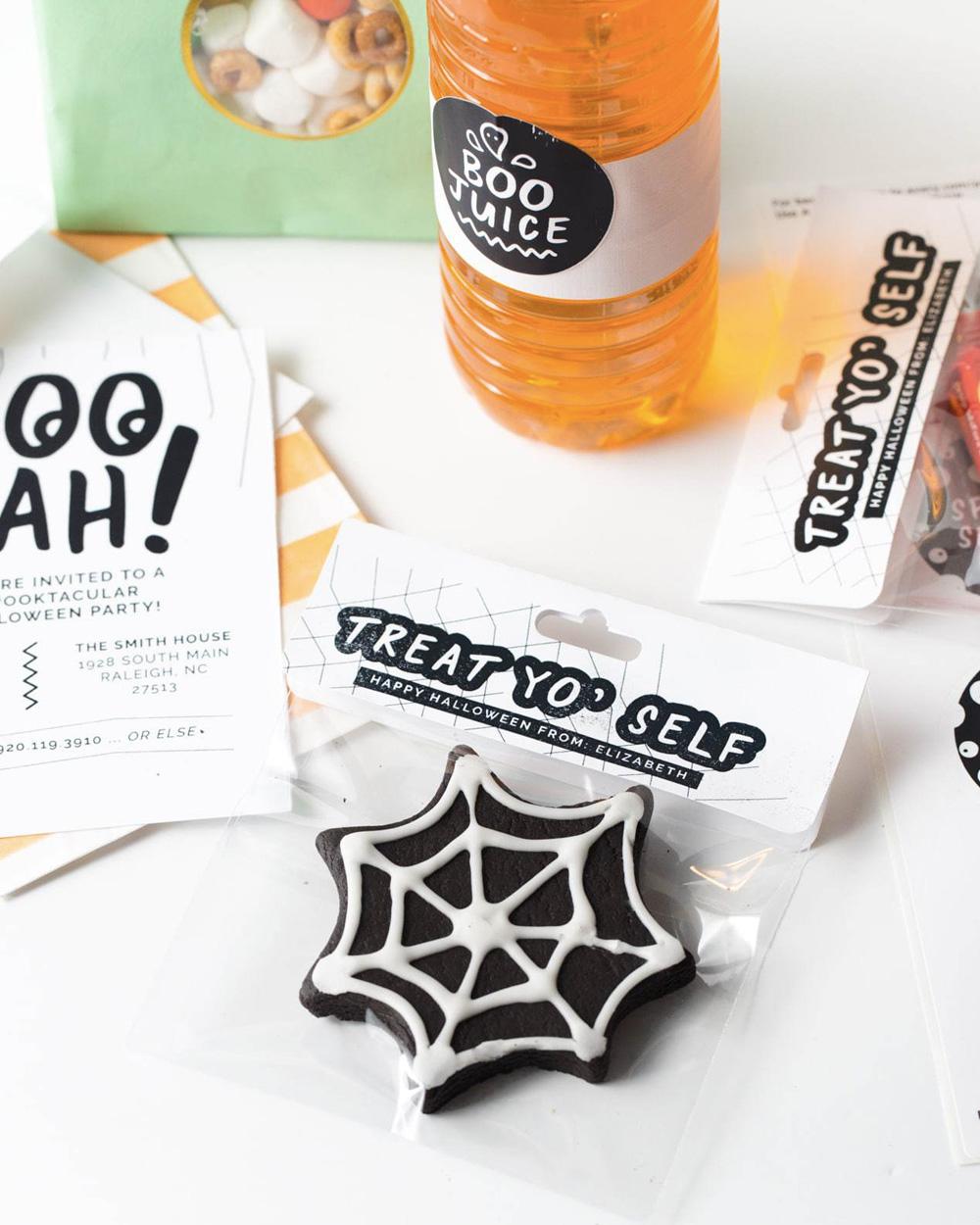 printable diy halloween etiquette bonbon