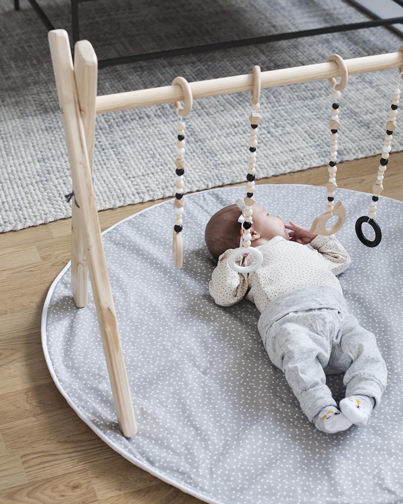 cadeau noel diy mobile bébé
