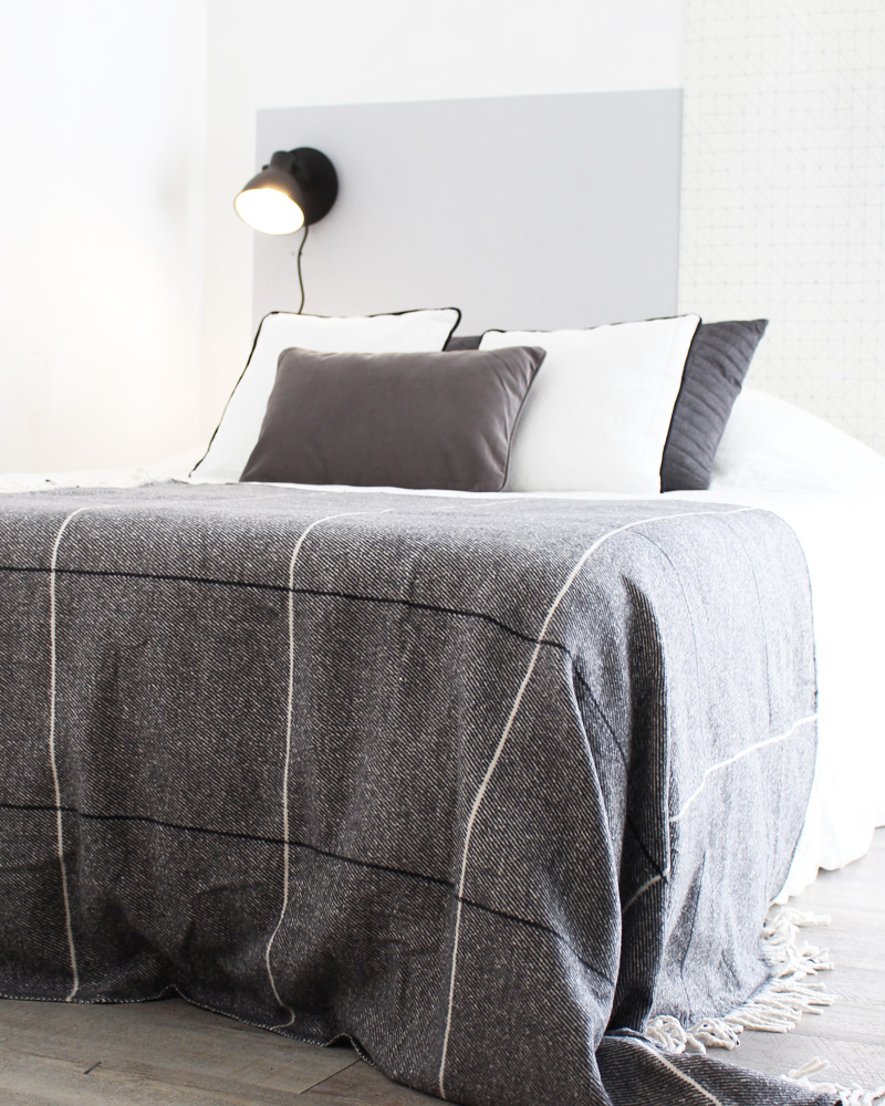 ma chambre avant apr s avec leroy merlin shake my blog. Black Bedroom Furniture Sets. Home Design Ideas
