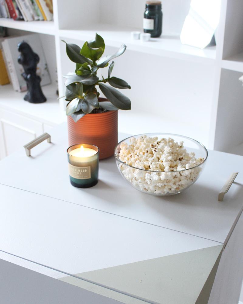 Une Box Cin Ma Diy Pour Mon Projecteur Epson Shake My Blog # Meuble Tv Home Cinema Industriel Diy