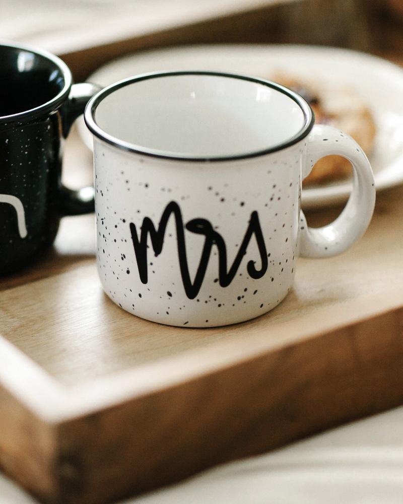 cadeau diy saint valentin mug émaillé