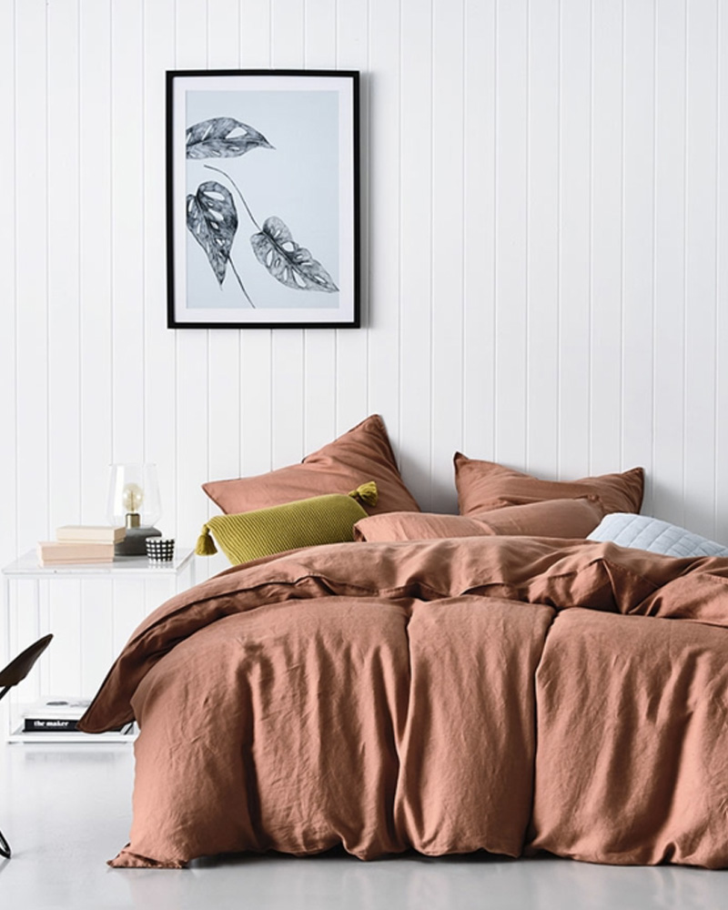 comment utiliser la couleur terracotta dans sa d co shake my blog. Black Bedroom Furniture Sets. Home Design Ideas
