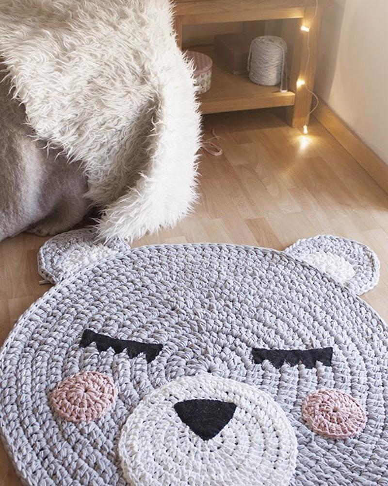 diy deco enfant ours crochet