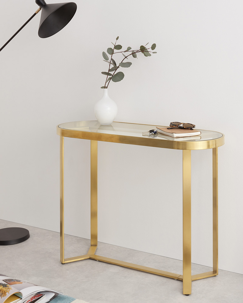nouvelle collection deco made.com console