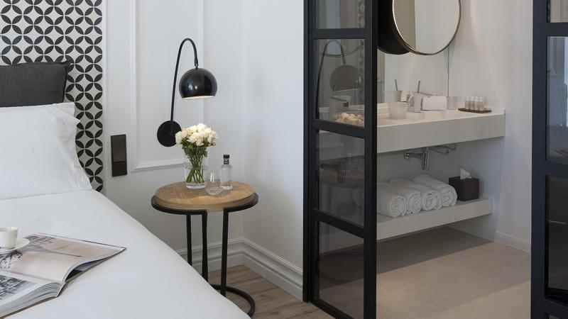 5 astuces pour transformer votre chambre en suite for Deco suite parentale