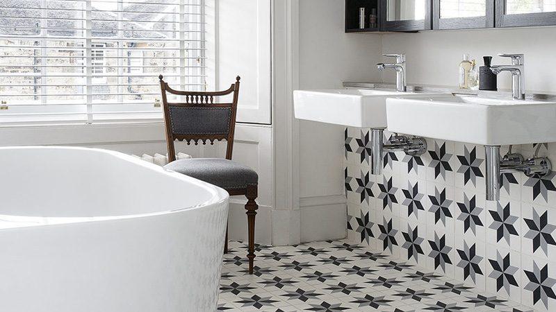 des carreaux de ciment dans ma d co shake my blog. Black Bedroom Furniture Sets. Home Design Ideas