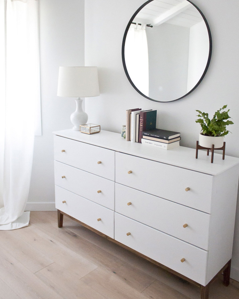 ikea hack commode tarva diy