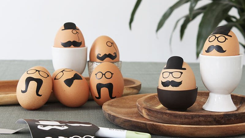 oeuf paques diy