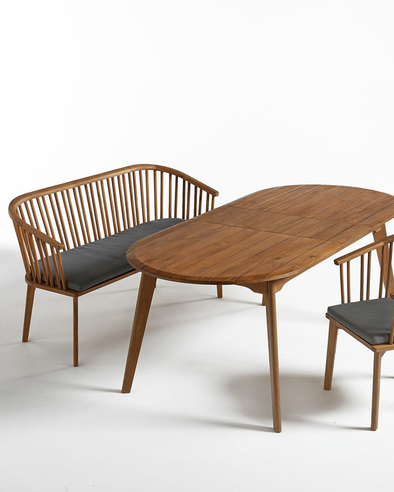 selection deco jardin salon scandinave