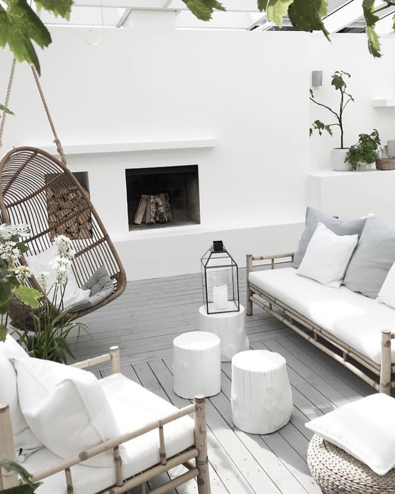 10 Deco De Balcons Et Terrasses Reperes Sur Instagram Shake My Blog