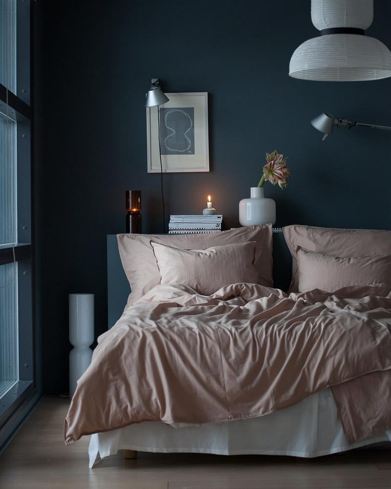réchauffer deco chambre peinture