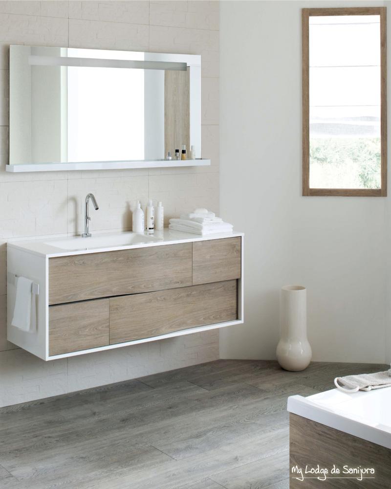 deco salle de bain scandinave campagne