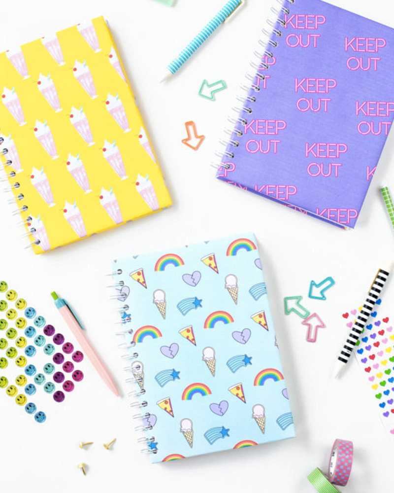 carnet diy rentree fun enfant
