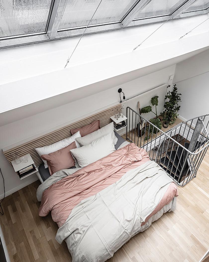 deco triplex contemporain chambre