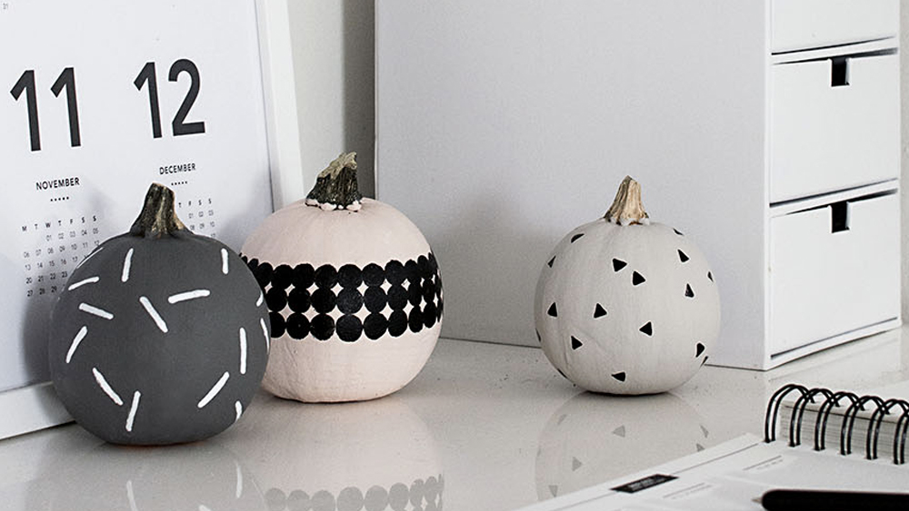 diy citrouille halloween