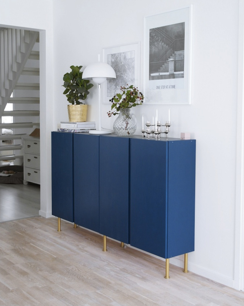 5 ikea hack avec le buffet ivar shake my blog. Black Bedroom Furniture Sets. Home Design Ideas