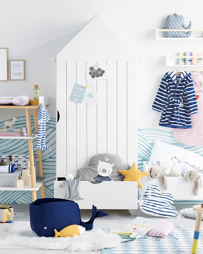 rangement deco chambre enfant armoire