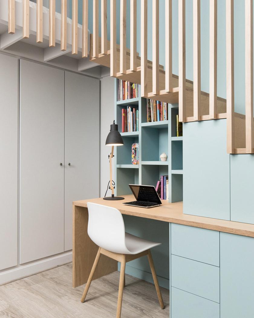 aménager petit bureau petit espace