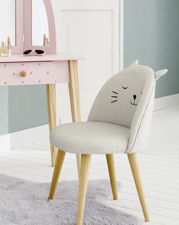 chaise chat enfant