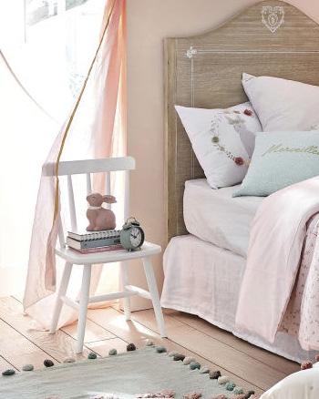 chaise hetre blanc