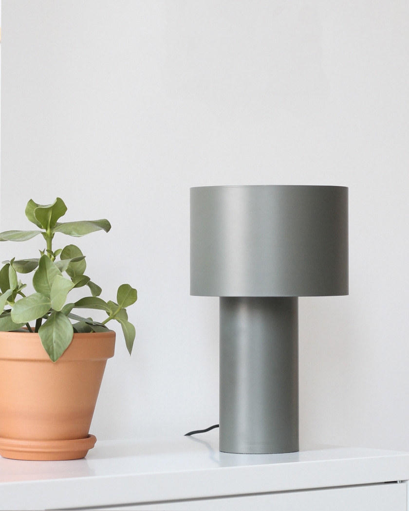 lampe tangent wood forest green