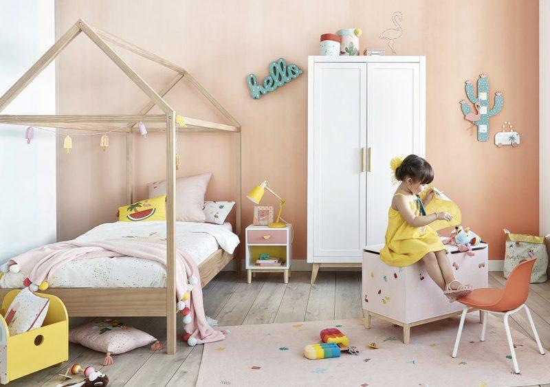 deco chambre enfant lit