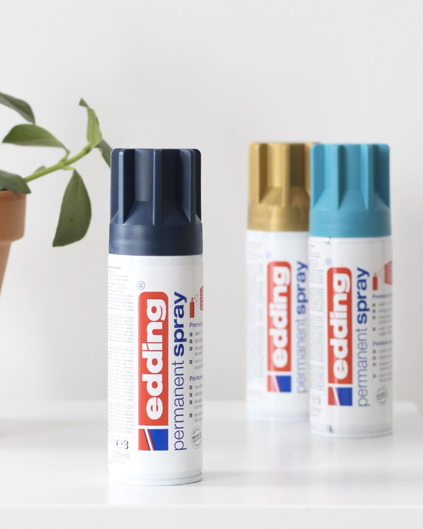 peinture spray edding