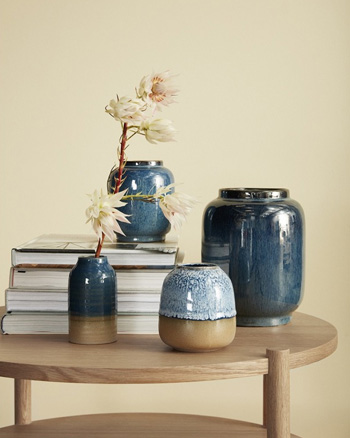 table basse bois ronde frêne